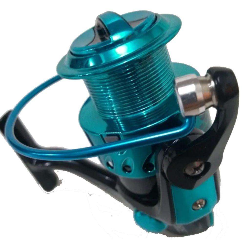 Molinete Maruri Toro 4000 4 Rol - Azul
