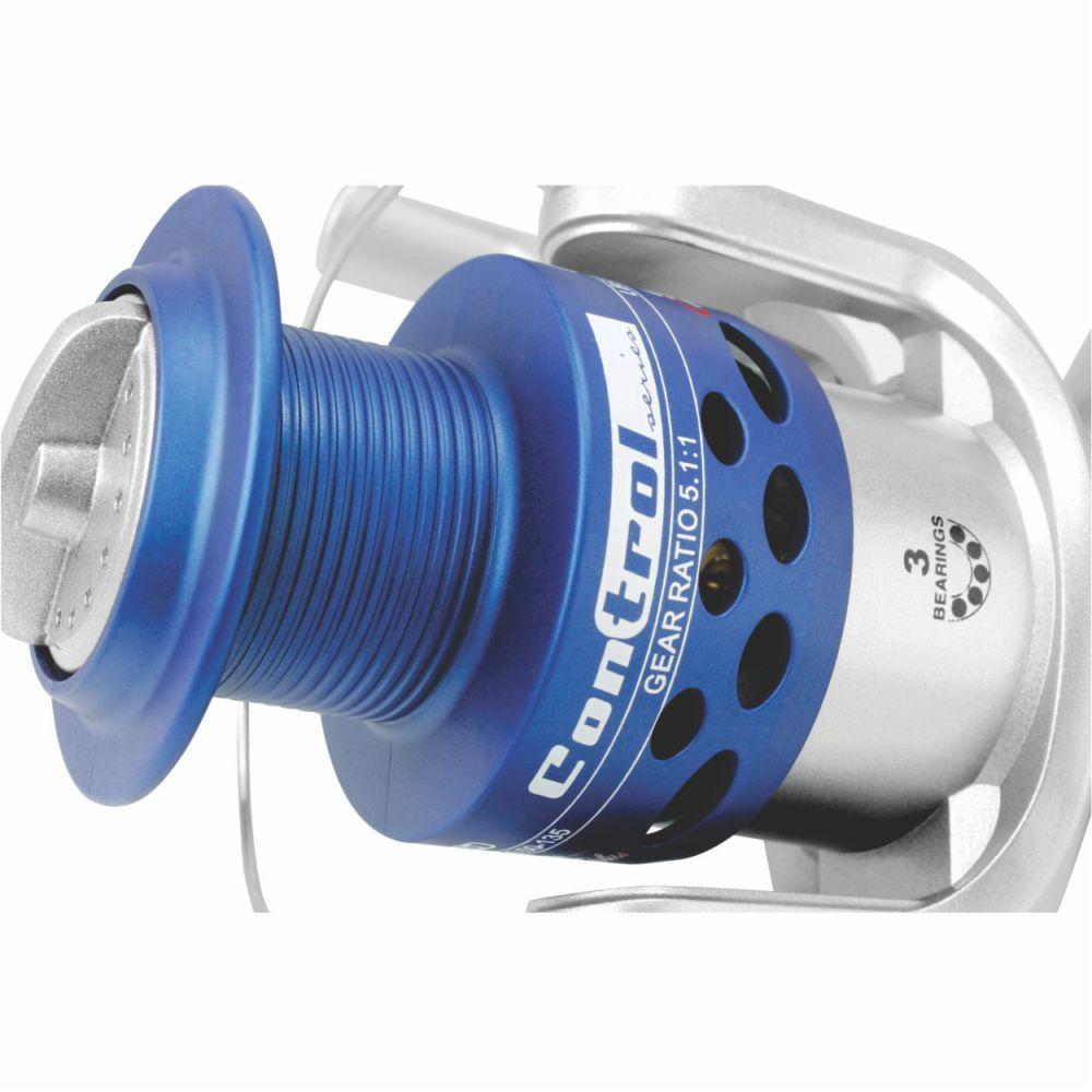 Molinete Saint Plus Control 6000 Fricção Dianteira