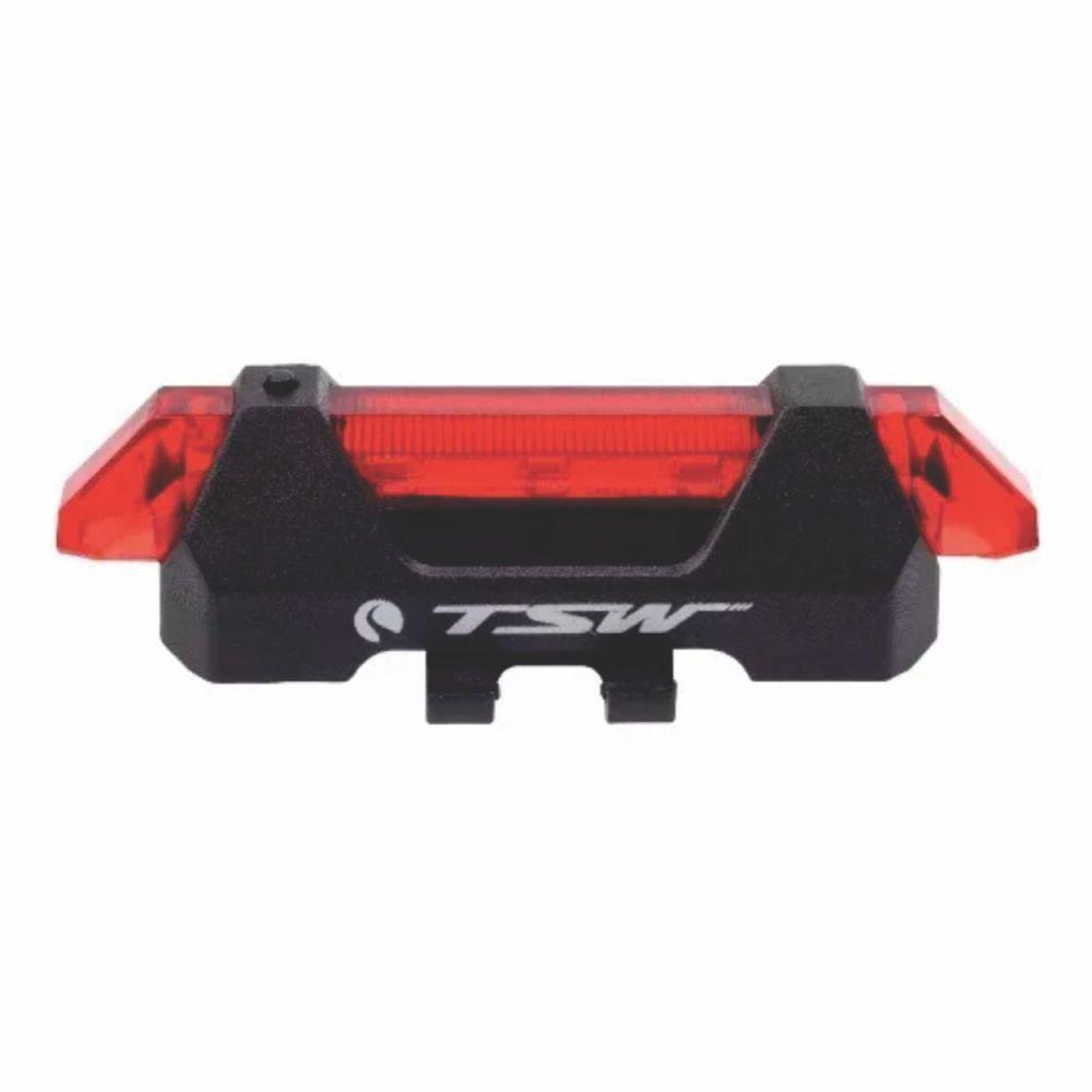 Refletor Com Carregador USB Traseiro 15 Lumens TSW