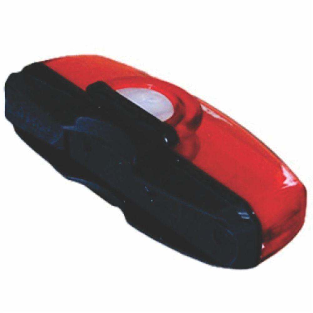 Refletor Com Carregador USB Traseiro 50 Lumens TSW