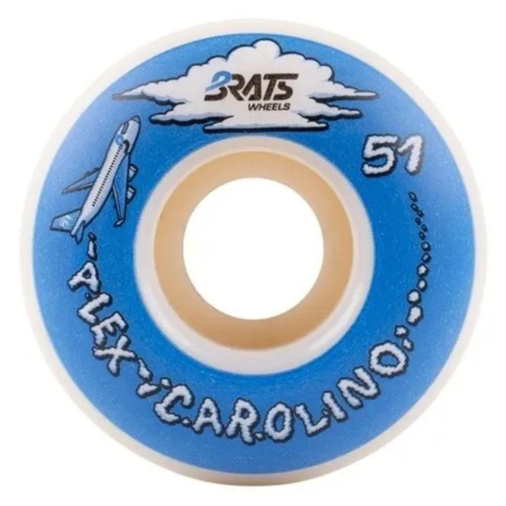 Roda Brats 51mm Alex Carolino 101A