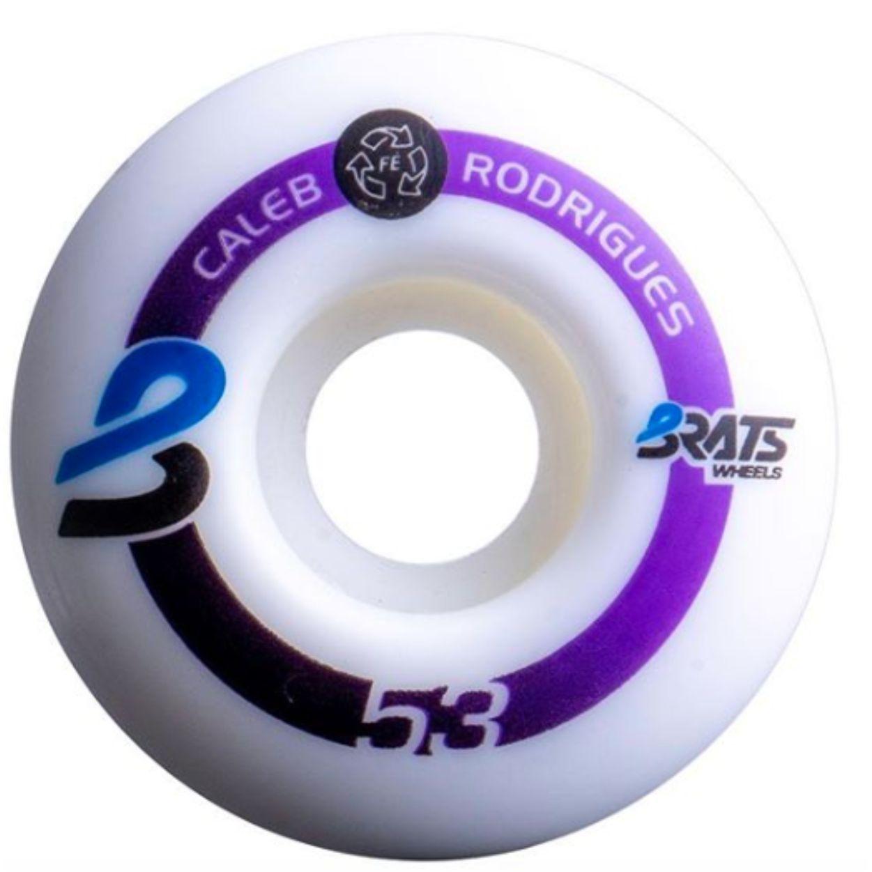 Roda Brats Pro Model Caleb Rodrigues 53mm - Hondar