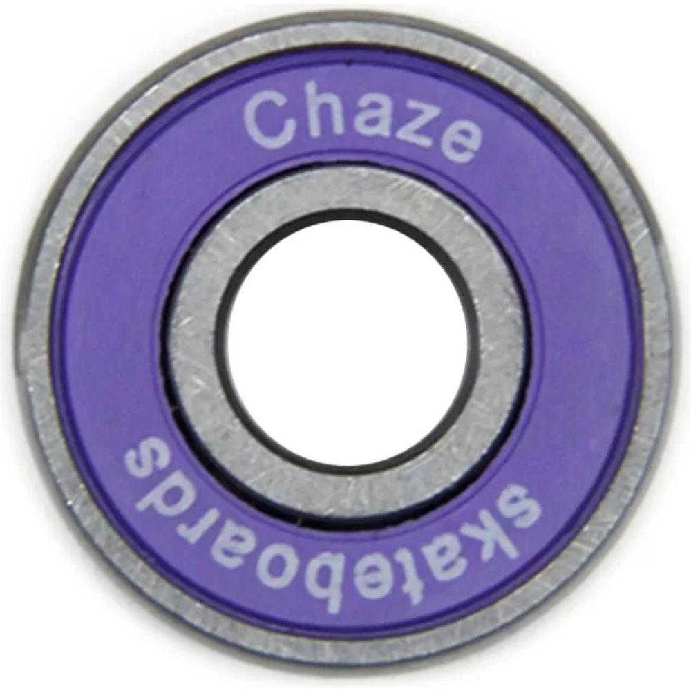 Roda Dizzy High Stakes 69mm 78A + Rolamento Chaze Roxo