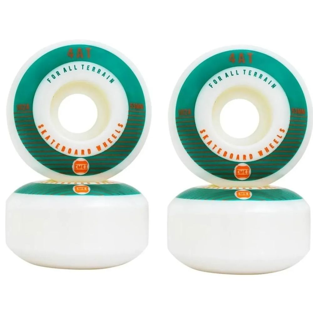 Roda Emex 53mm 102A Green