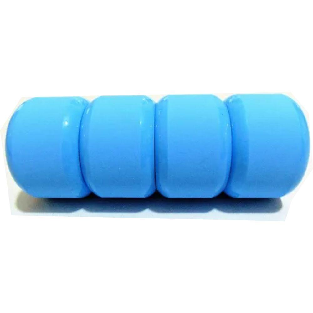Roda Face Chalk Blue 70mm 86A