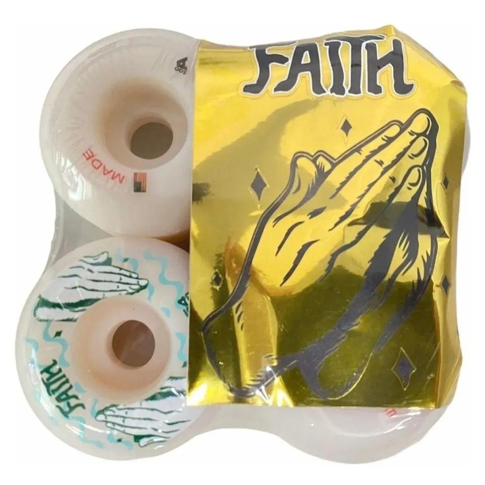 Roda Faith Wave 54mm 100A