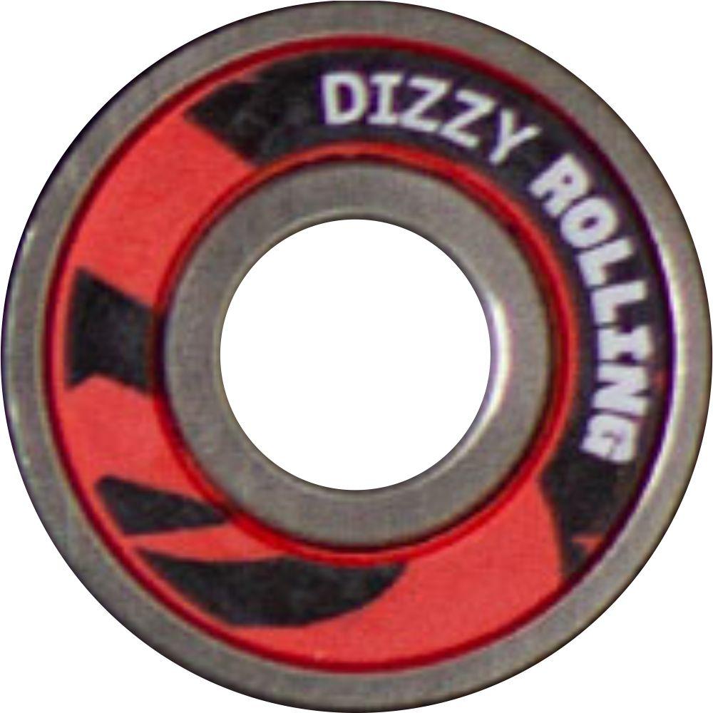 Roda Hondar Falcon 70mm 86A + Rolamento Dizzy Rolling