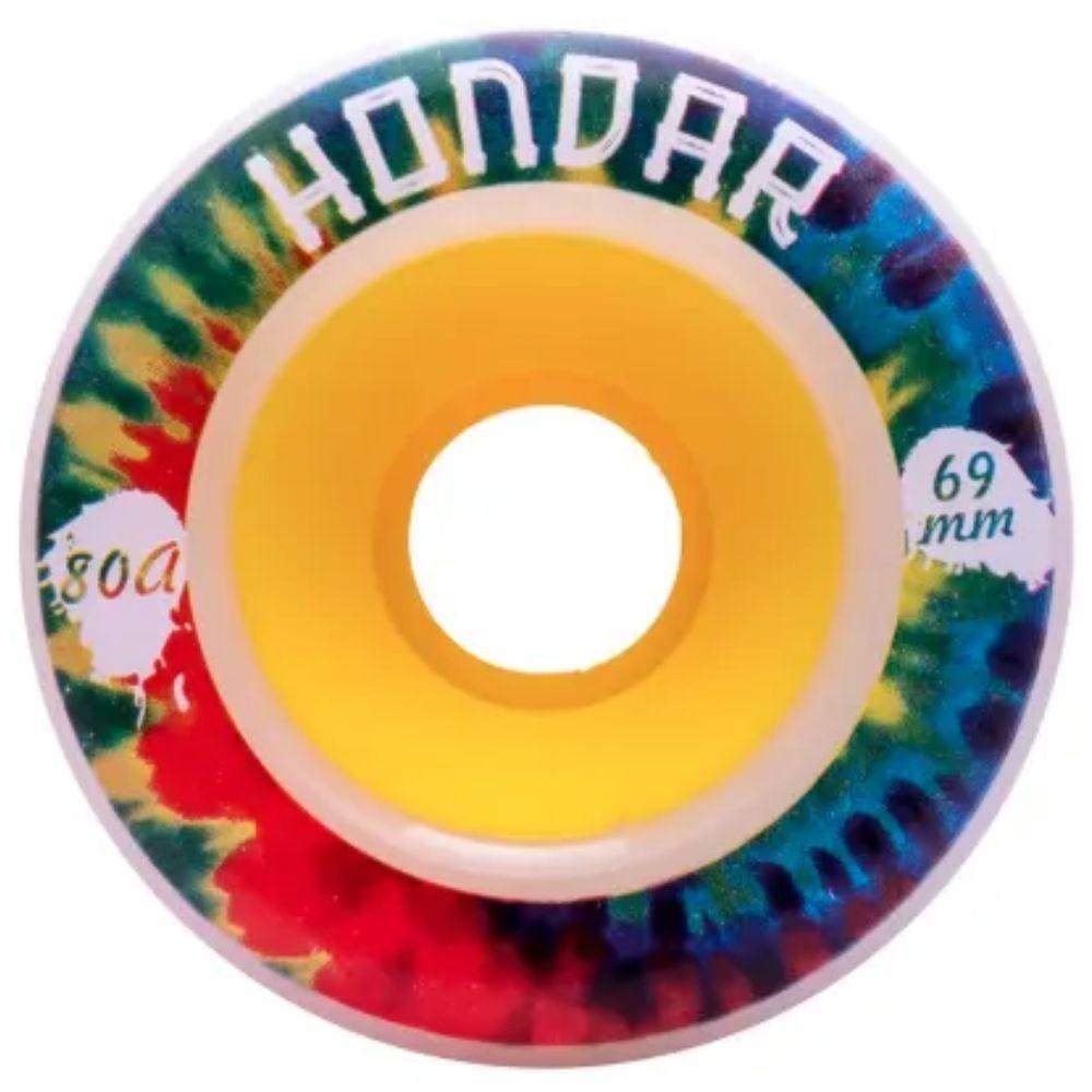 Roda Longboard Hondar Dye 69 mm 80A