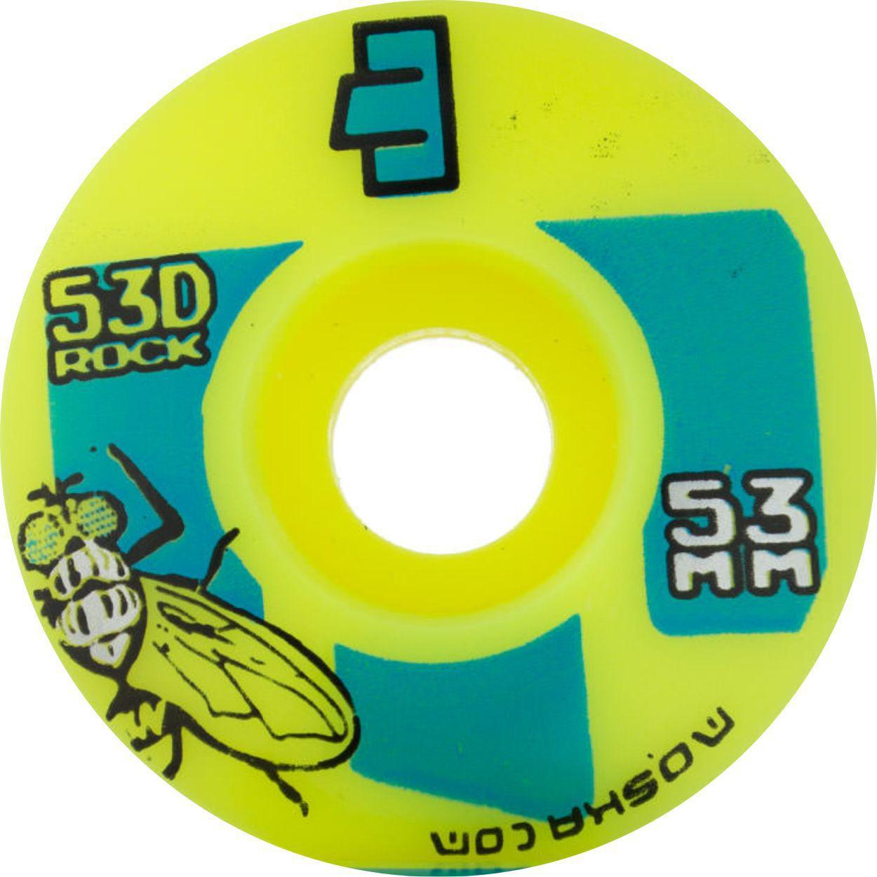 RODA MOSKA 53MM 53D ROCK