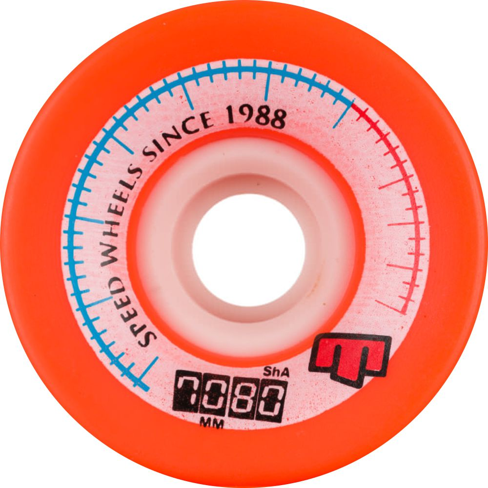 Roda Moska Speed 70mm 80A