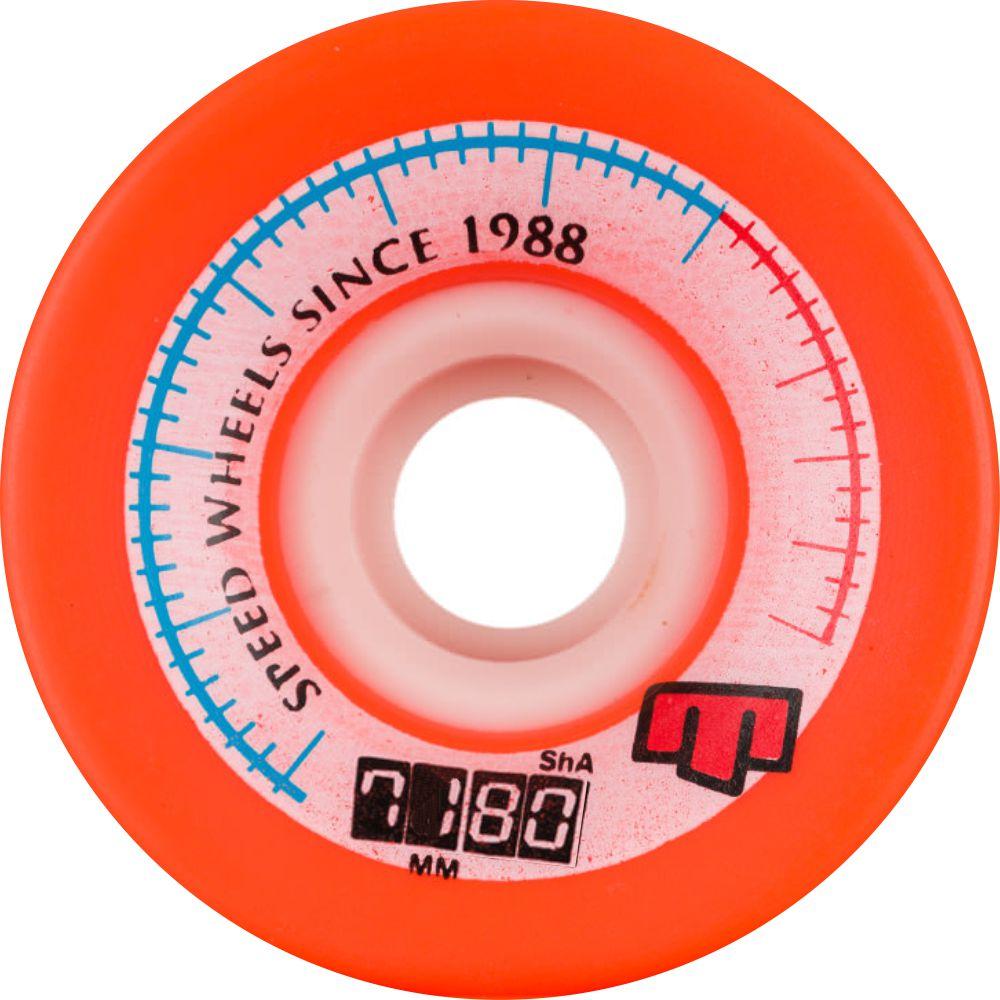 Roda Moska Speed 71mm 80A