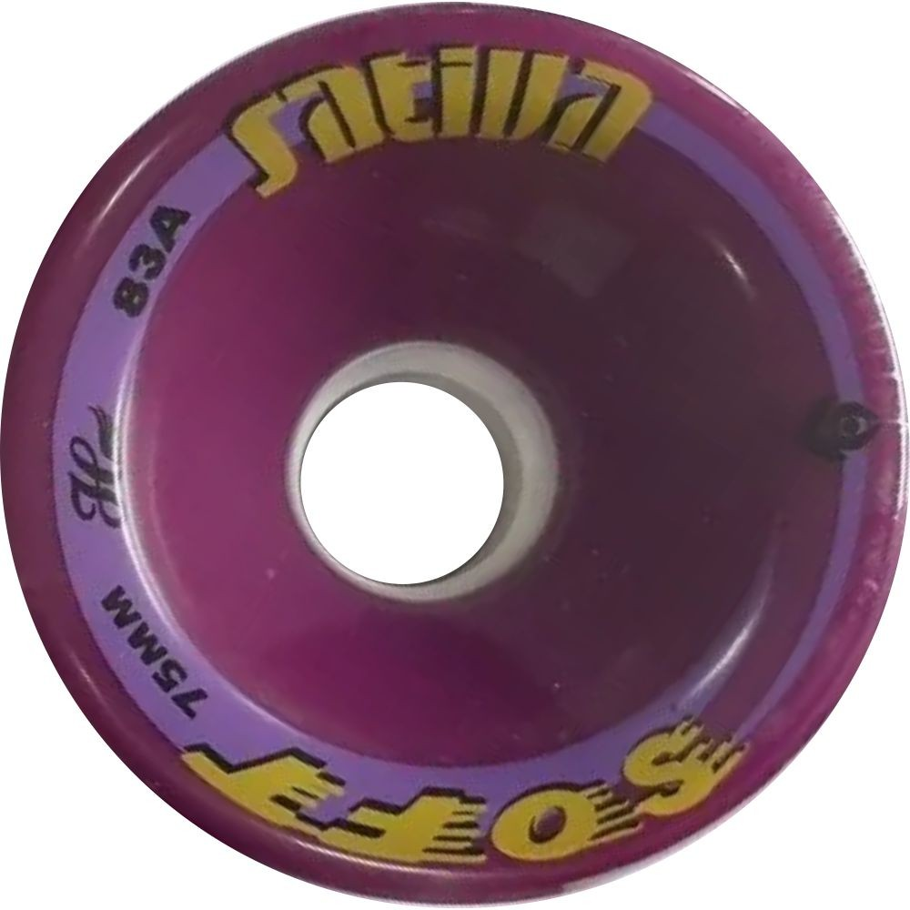 Roda Sativa Longboard 75mm 83A