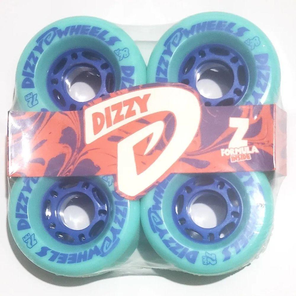 Rodas Dizzy Hidro 72MM 86A