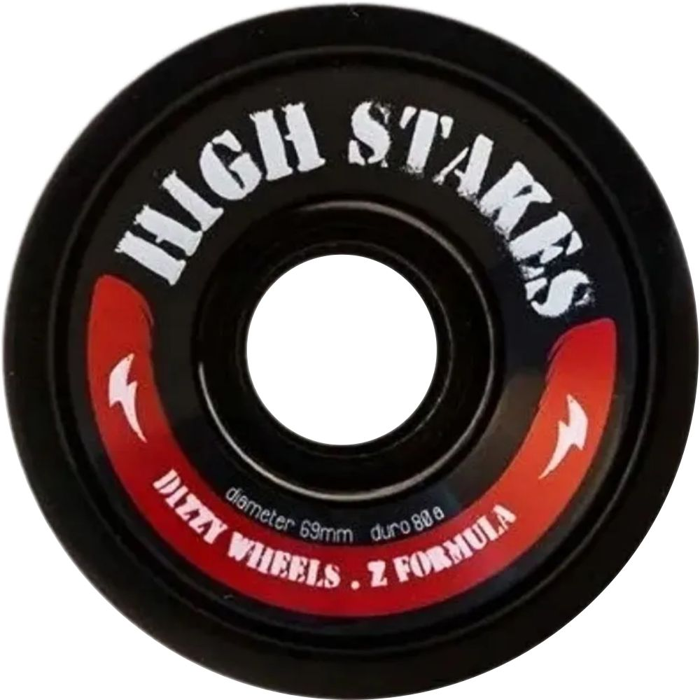 Roda Dizzy High Stakes 69mm 80A