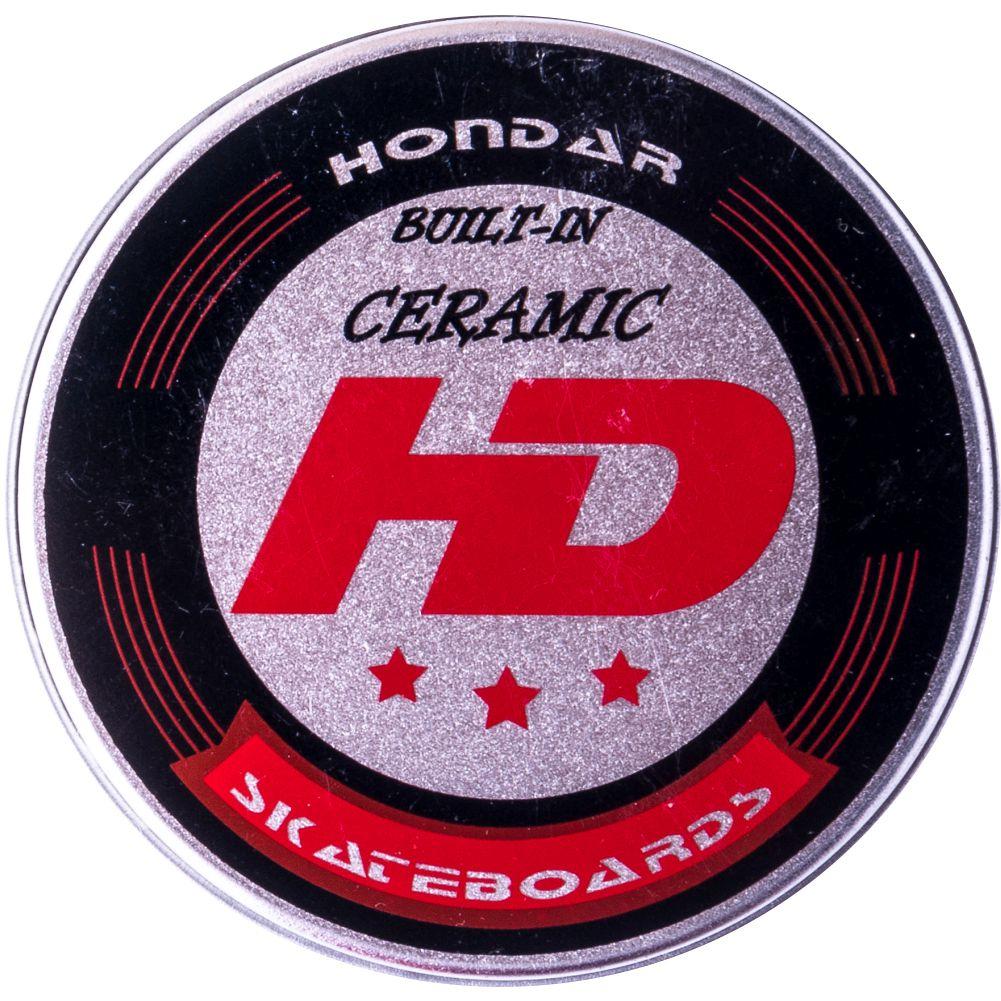 Rolamento Hondar Built in Ceramic Vermelho