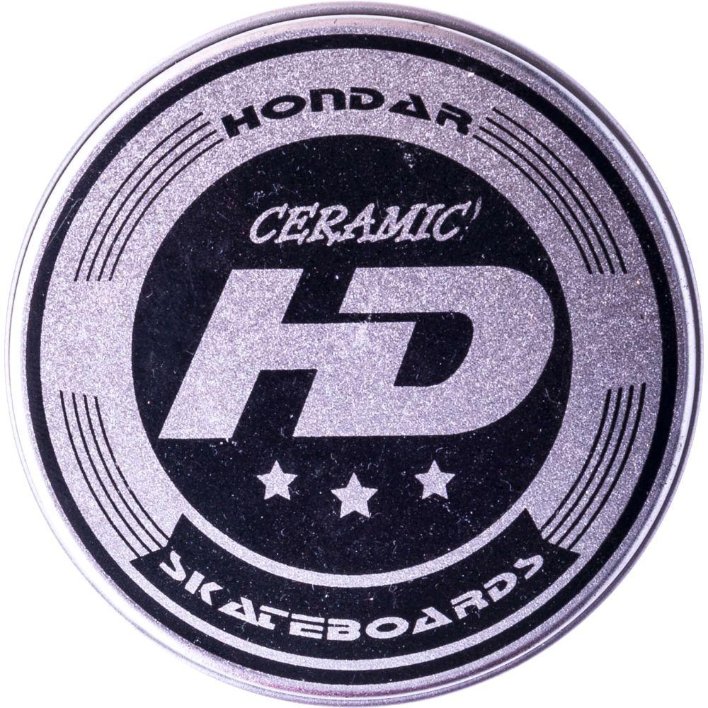 Rolamento Hondar Ceramic Preto