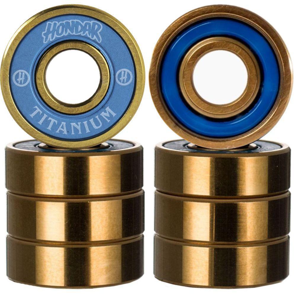 Rolamento Hondar Titanium Azul