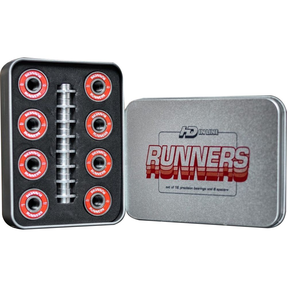 Rolamento Para Patins HD Inline Runners Jg C/16 Un