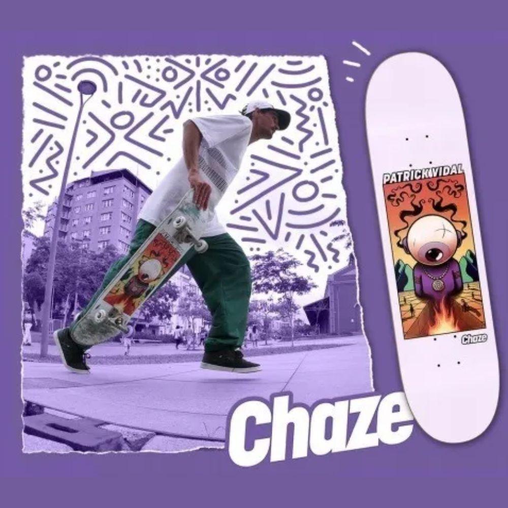 Shape Chaze 8.25 Distopia Pro Model Patrick Vidal