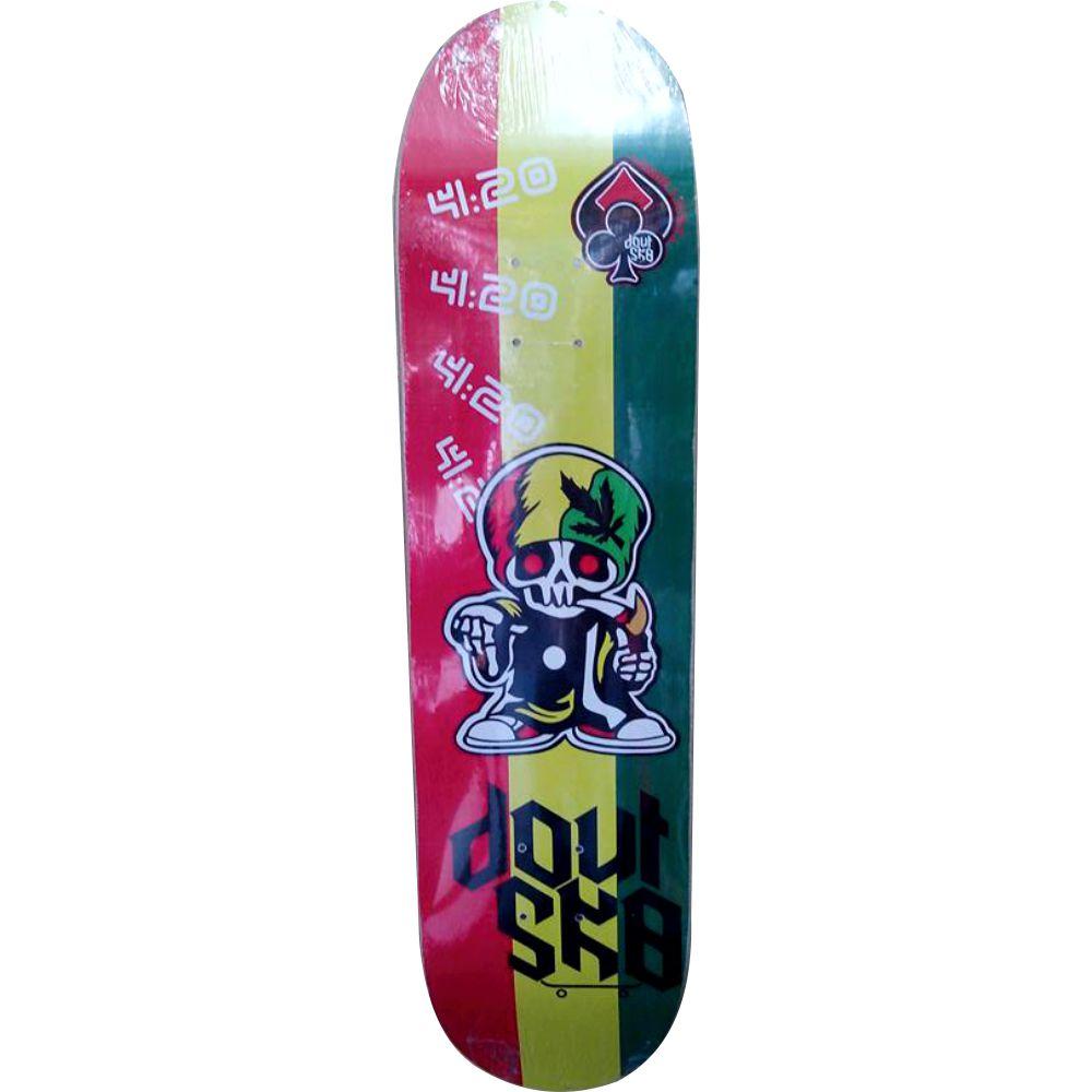 Shape de Skate Dout 8.26 4:20