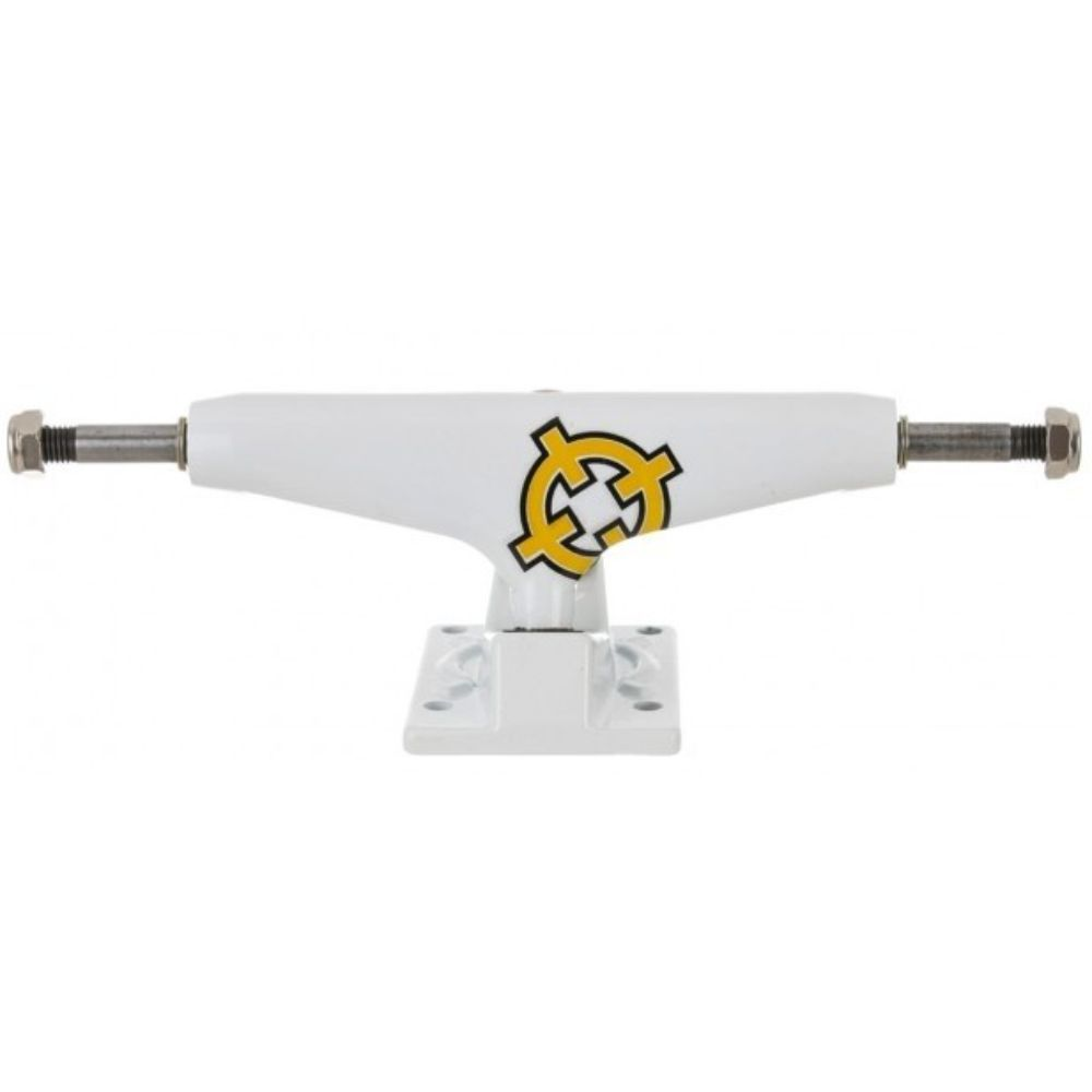 Truck Intruder 139mm High Pro Séries White