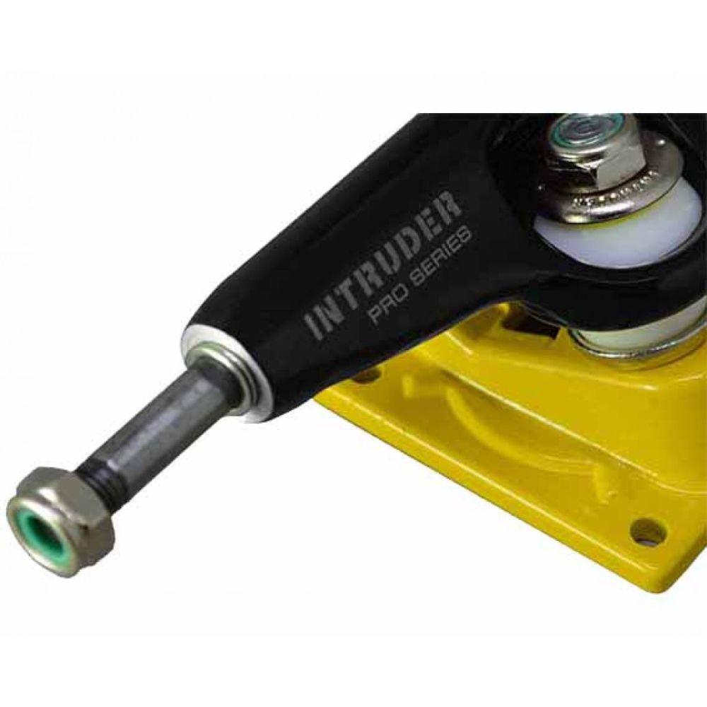 Truck Intruder 139mm High Pro Séries Yellow Black