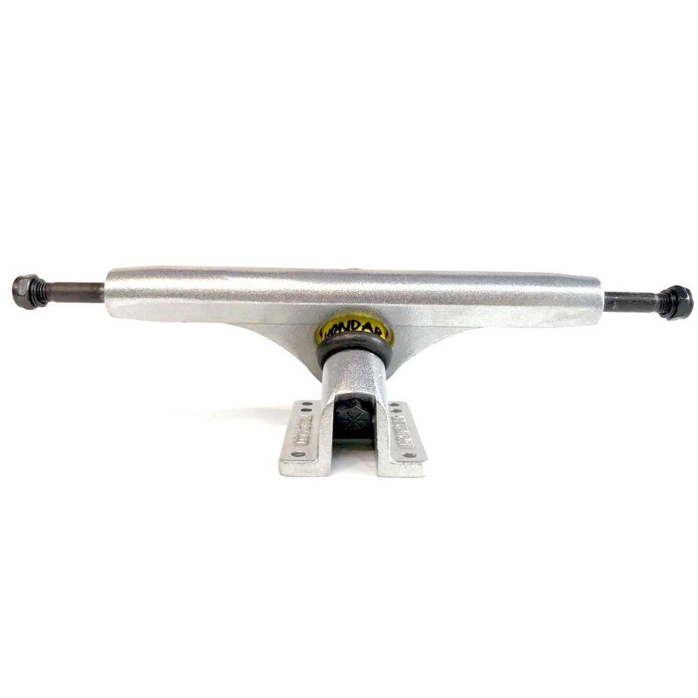 Truck Longboard Hondar 185mm Prata