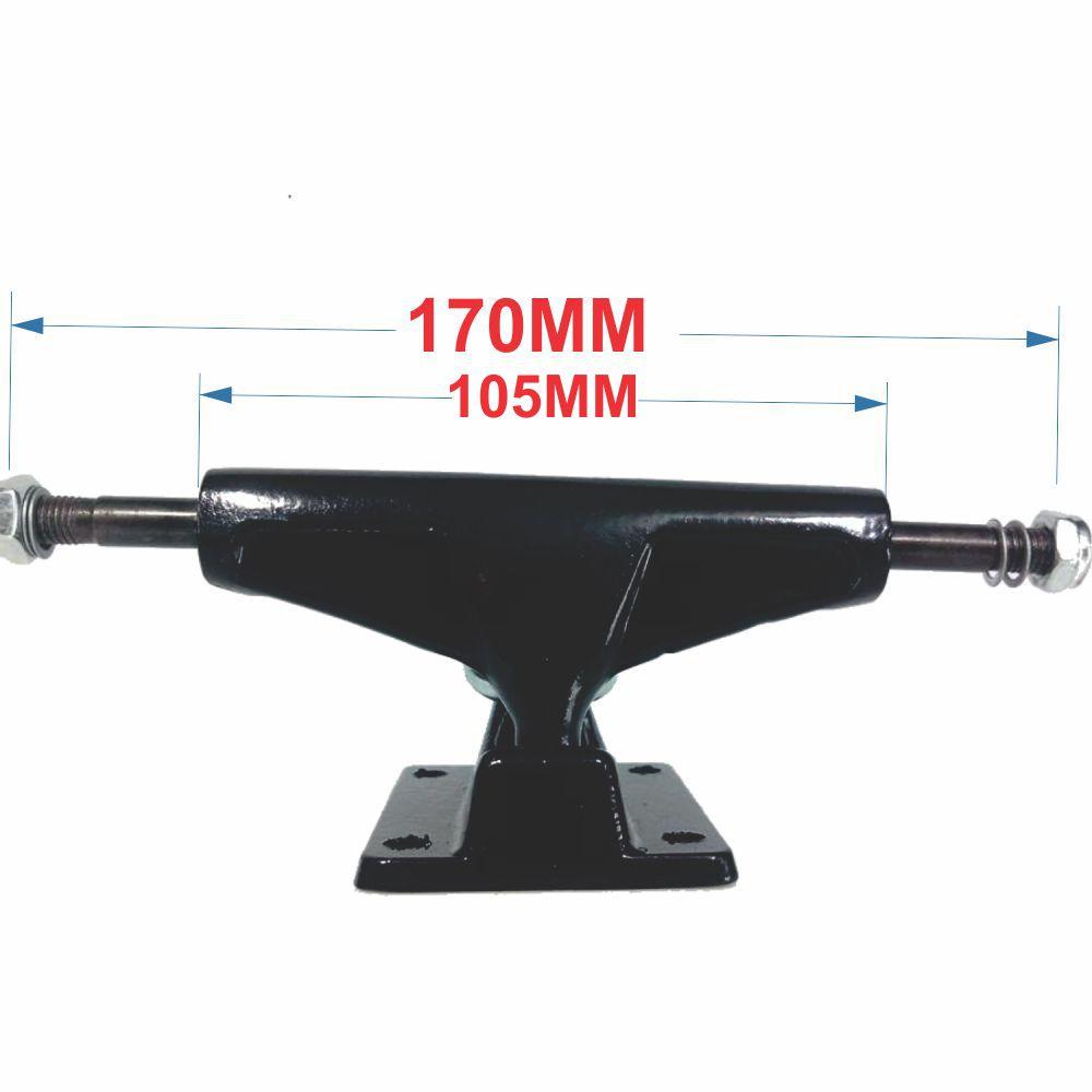 Truck Mini Cruizer Slalon 105MM + Roda + Rolamento