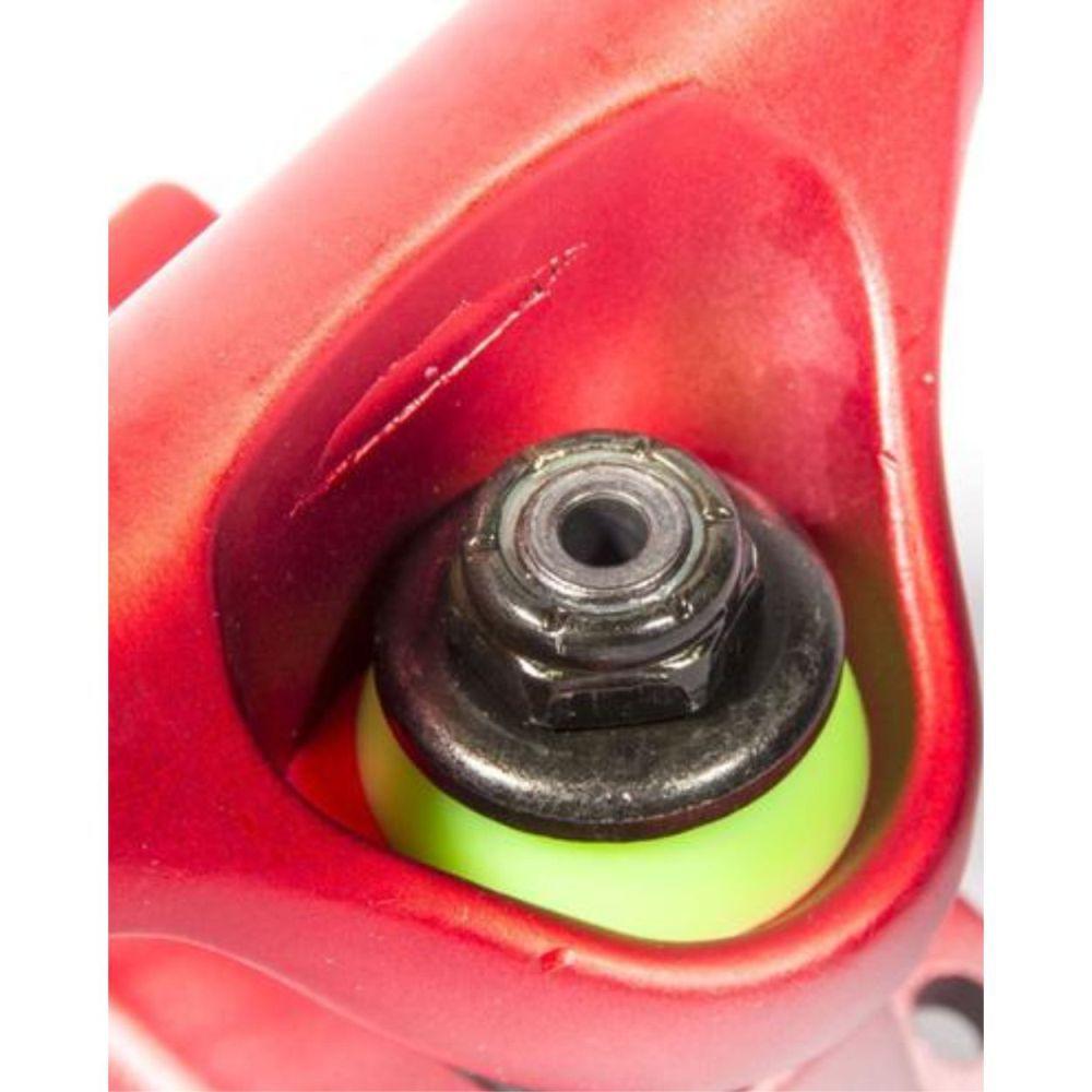 Truck Street Hondar Hollow 139mm Vermelho