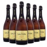 6un Espumante Salton Prosecco Brut 750ml - Caixa Fechada