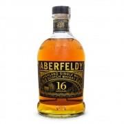 Aberfeldy 16 Anos Single Malt Scotch Whisky 750ml