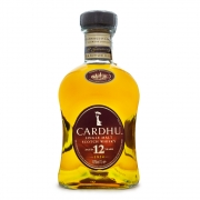 Cardhu 12 Anos Single Malt Scotch Whisky 1L