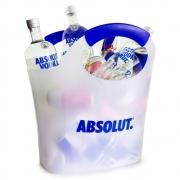 Combo Bag Absolut - 3 Absolut 1L + 4 Red Bull Açaí Edition 250ml + 4 Red Bull 250ml + 2 Copos de Vidro