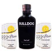 Combo Bulldog Gin + 6 Tônicas St. Pierre
