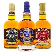 Combo Chivas Regal Blended Scotch Whisky