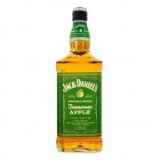 Jack Daniel's Apple - Licor de Whiskey e Maçã Verde 1L
