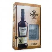 Kit Dewar's 12 Anos Blended Scotch Whisky 750ml + Copo Exclusivo