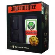Kit Jagermeister 700ml + 2 Copos Shot Exclusivos
