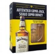 Kit Licor de Whiskey Jack Daniel's Honey + Caneca Exclusiva