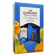 Kit The Glenlivet Founder's Reserve Single Malt Scotch Whisky 750ml + 2 Copos Exclusivos