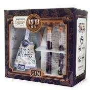 Kit Weber Haus Dry Gin 48 Orgânico + Botânicos