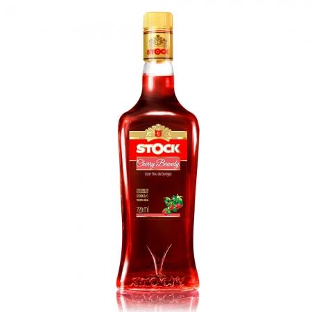 Licor Cherry Brandy Stock 720ml