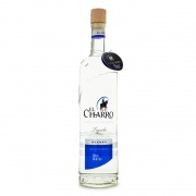 Tequila El Charro Silver 100% Agave 750ml