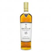 The Macallan Double Cask 15 Anos Single Malt Scotch Whisky 700ml