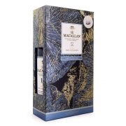 The Macallan Triple Cask 12 Anos Single Malt Whisky - Kit com 2 Copos Exclusivos 700ml