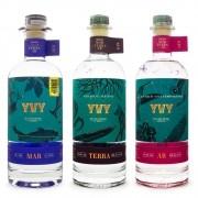 Trilogia YVY Gin - Mar, Terra e Ar