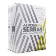 Vinho Aldeias das Serras Branco Bag in Box 3L