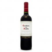 Vinho Casillero del Diablo Cabernet Sauvignon - Concha y Toro 750ml