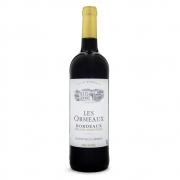 Vinho Les Ormeaux Bordeaux AOP 750ml