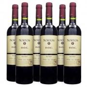 Vinho Norton D.O.C. Malbec 750ml - Caixa Fechada 6 Garrafas